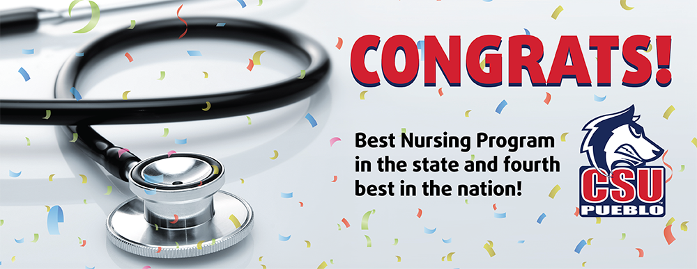 CSU-Pueblo Nursing Recognition