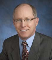 Mike Baxter, Parkview Medical Center President & Chief Executive Officer